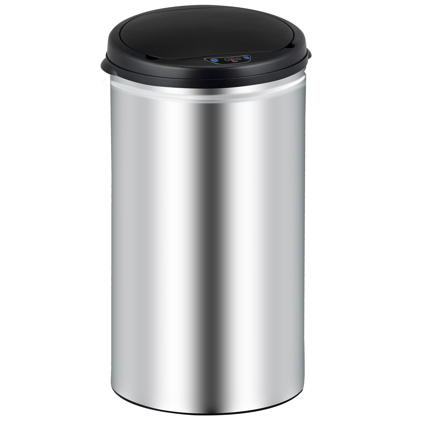 automatic kitchen waste dust bin sensor stainless steel 50l auto touchless bin ebay. Black Bedroom Furniture Sets. Home Design Ideas