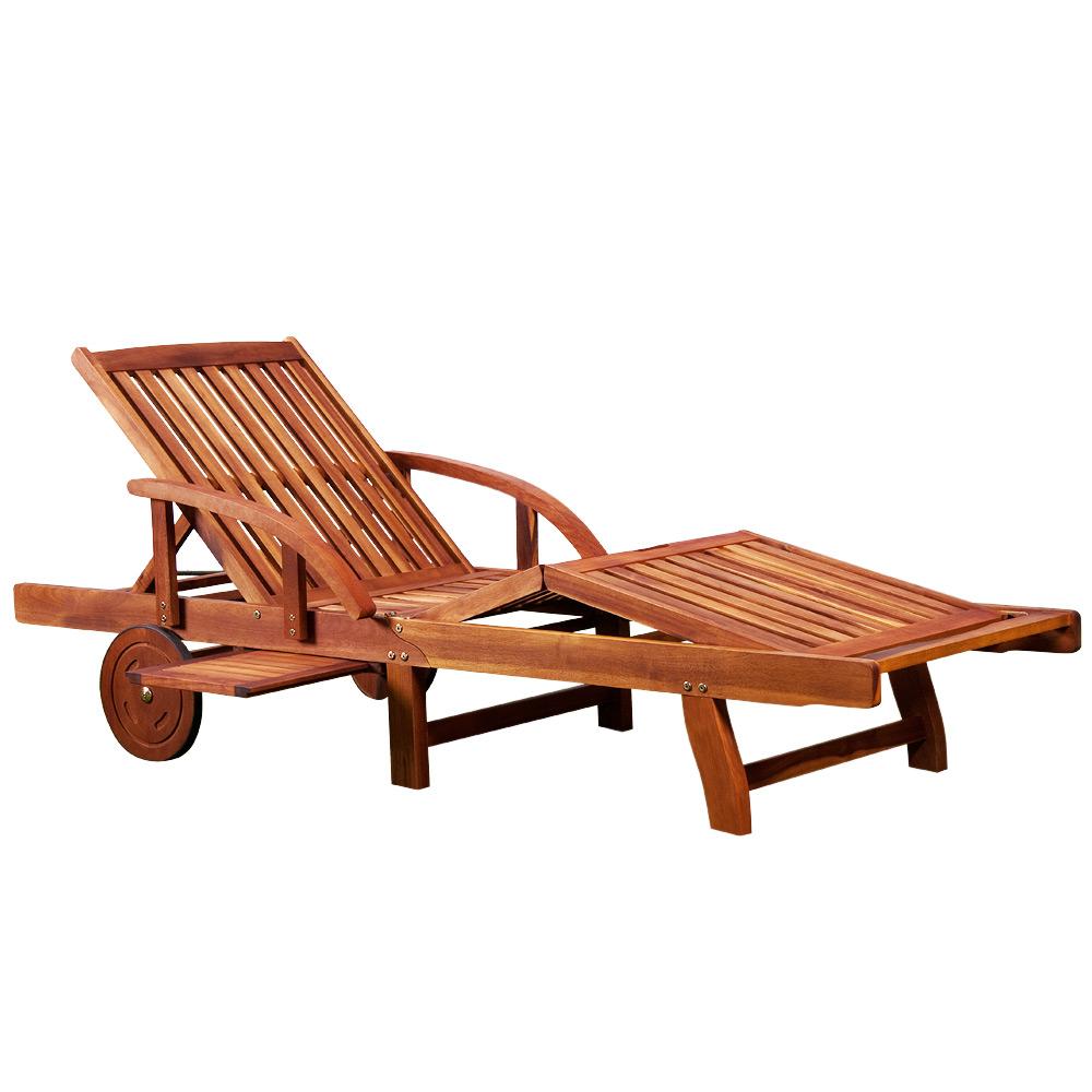 sonnenliege tami sun holz liege gartenliege gartenm bel. Black Bedroom Furniture Sets. Home Design Ideas