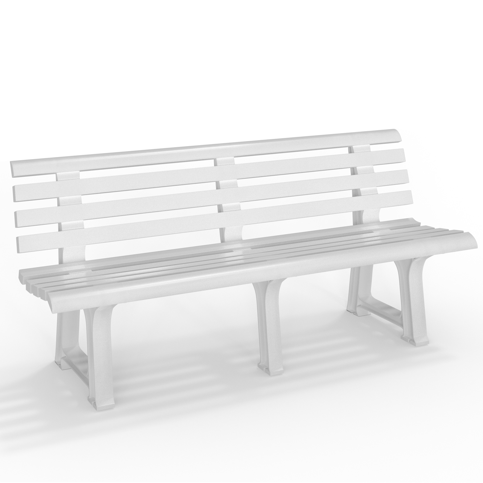 Bench Garden Seater Outdoor Furniture Patio Bench Plastic Benches Balcony Seater Ebay