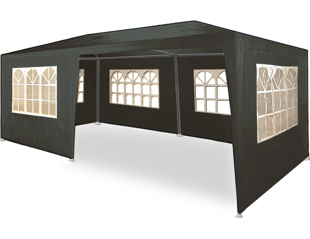Bierzelt-3x6m-Partyzelt-6-FARBEN-Pavillon-Pavillion-Gartenzelt-Festzelt-Zelt