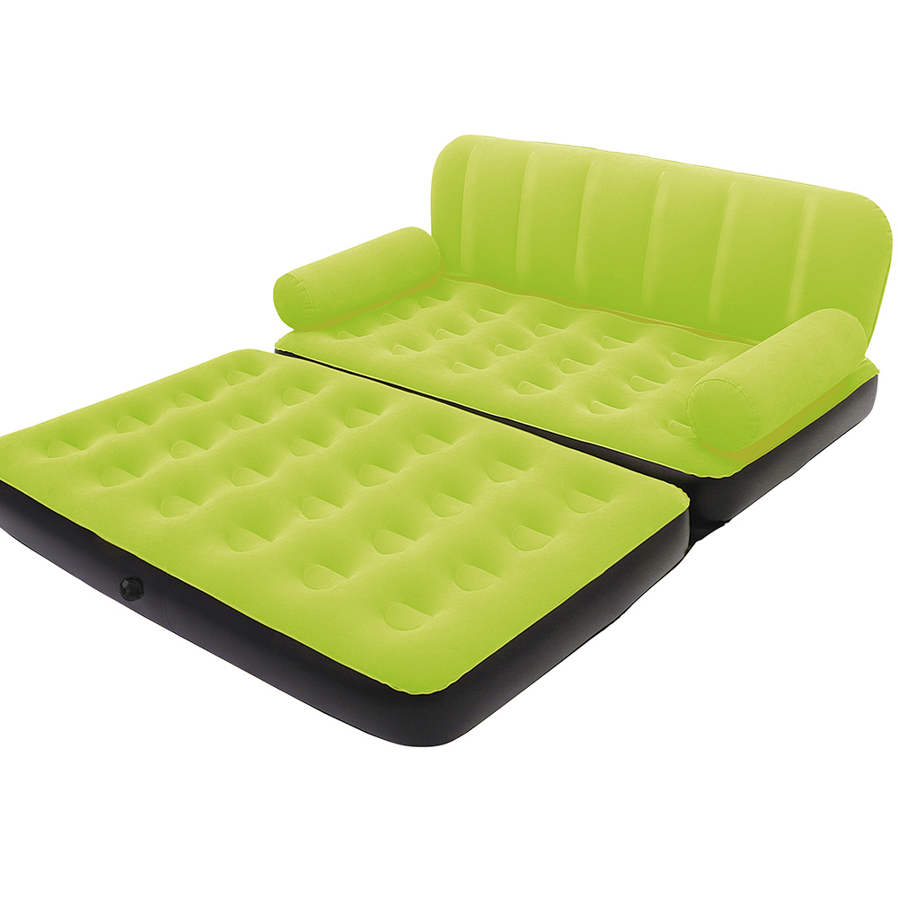 Bett Couch: Luftbett Gästebett 2 Sitzer Sessel Bett Couch Reisebett