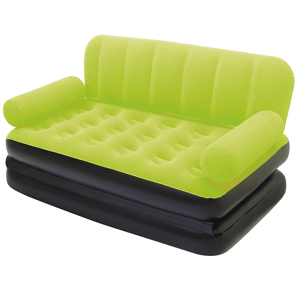 luftbett g stebett 2 sitzer sessel bett couch reisebett luftmatratze g stesofa ebay. Black Bedroom Furniture Sets. Home Design Ideas