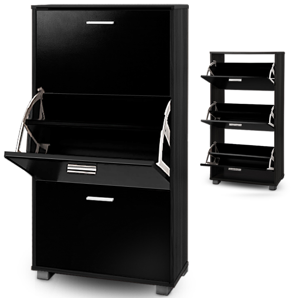 meuble pour chaussures 6 mod les au choix tag re rangement chaussure armoire ebay. Black Bedroom Furniture Sets. Home Design Ideas