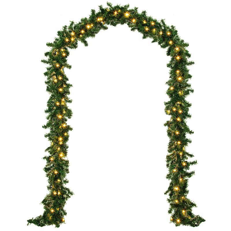 String Lights For Garland : Fairy strings light garland 100 lights 5m garland decoration light chain lights eBay