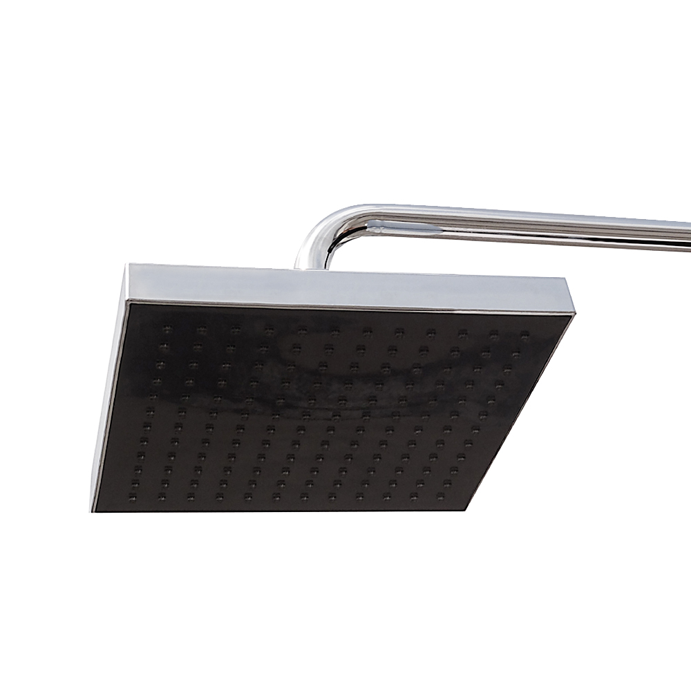 duschpaneel regendusche massagedusche duscharmatur duschs ule dusche set schwarz ebay. Black Bedroom Furniture Sets. Home Design Ideas