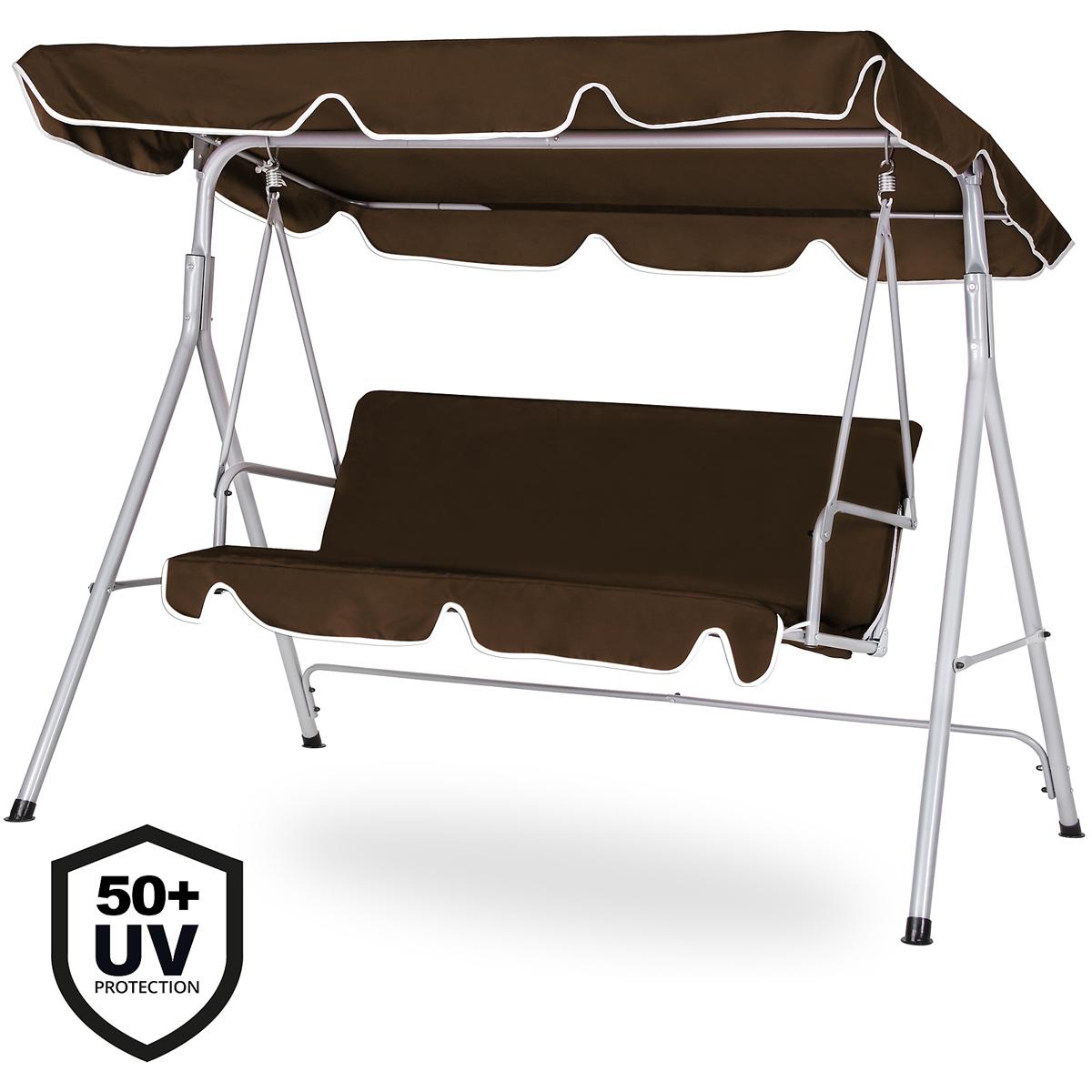 hollywoodschaukel gartenschaukel gartenm bel schaukel. Black Bedroom Furniture Sets. Home Design Ideas