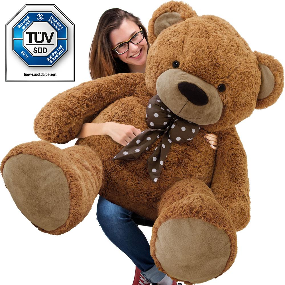 Giant stuffed teddy bear - photo#16