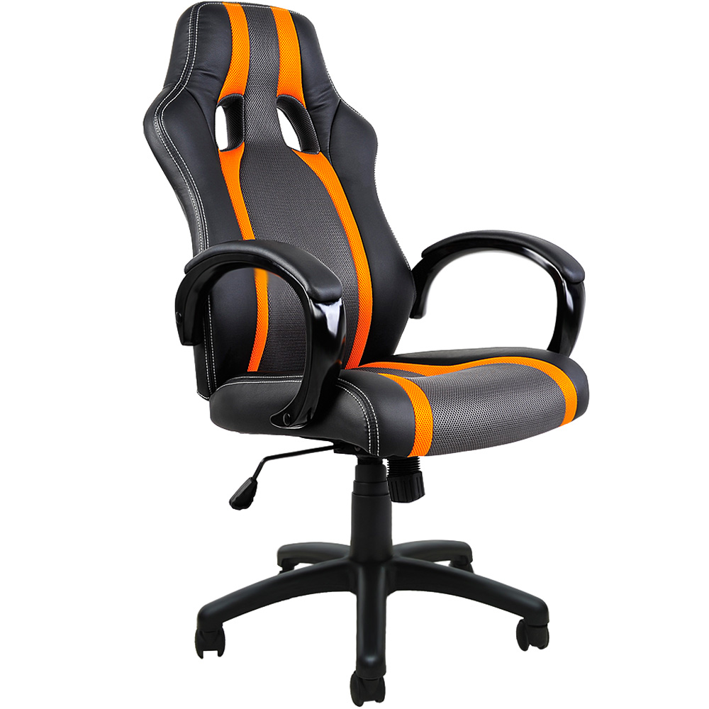 office desk chairs pu computer swivel gaming executive