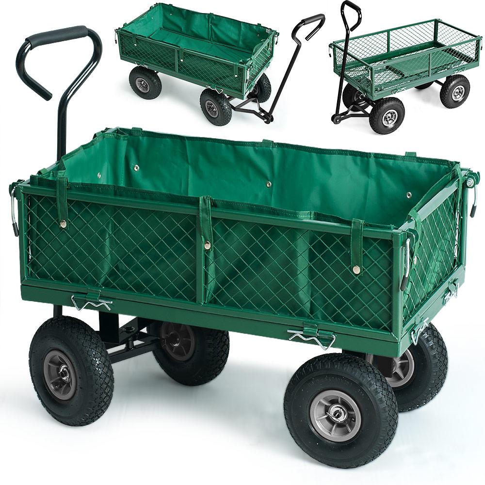 Transportwagen Gartenkarre Transportkarre Bollerwagen