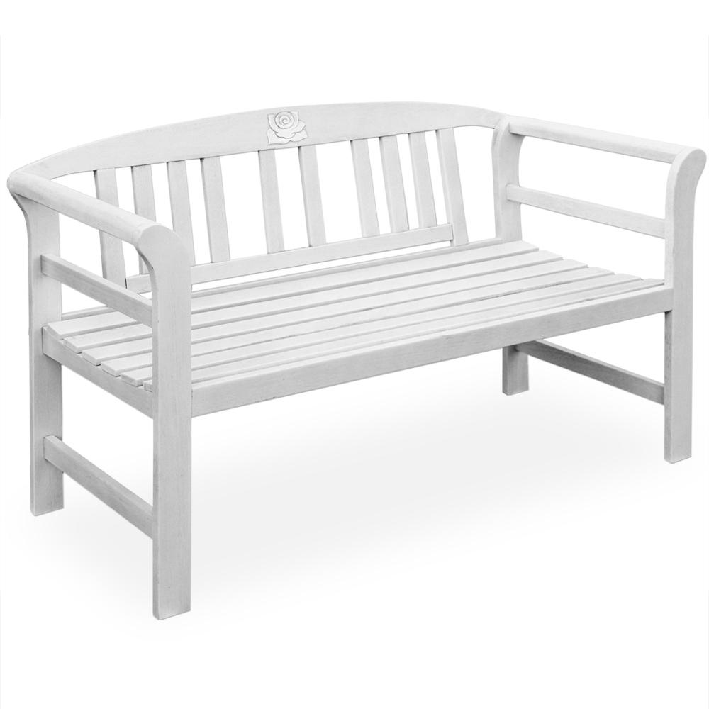 Banco de jard n banco banco para sentarse madera muebles for Banco madera jardin carrefour