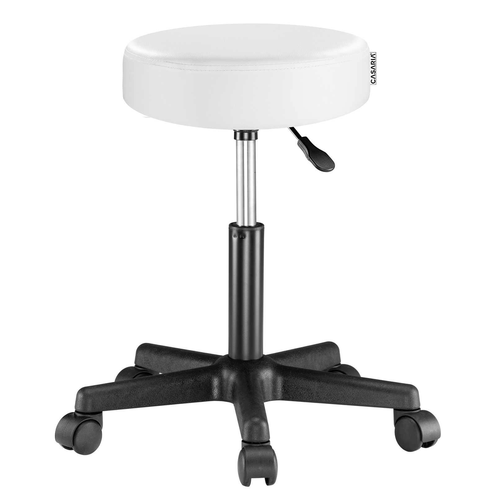 Stool Swiveling Chair Office Chair With Wheels 360