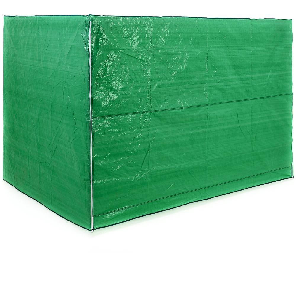 schutzh lle hollywoodschaukel abdeckhaube plane abdeckung abdeckplane farbwahl ebay. Black Bedroom Furniture Sets. Home Design Ideas
