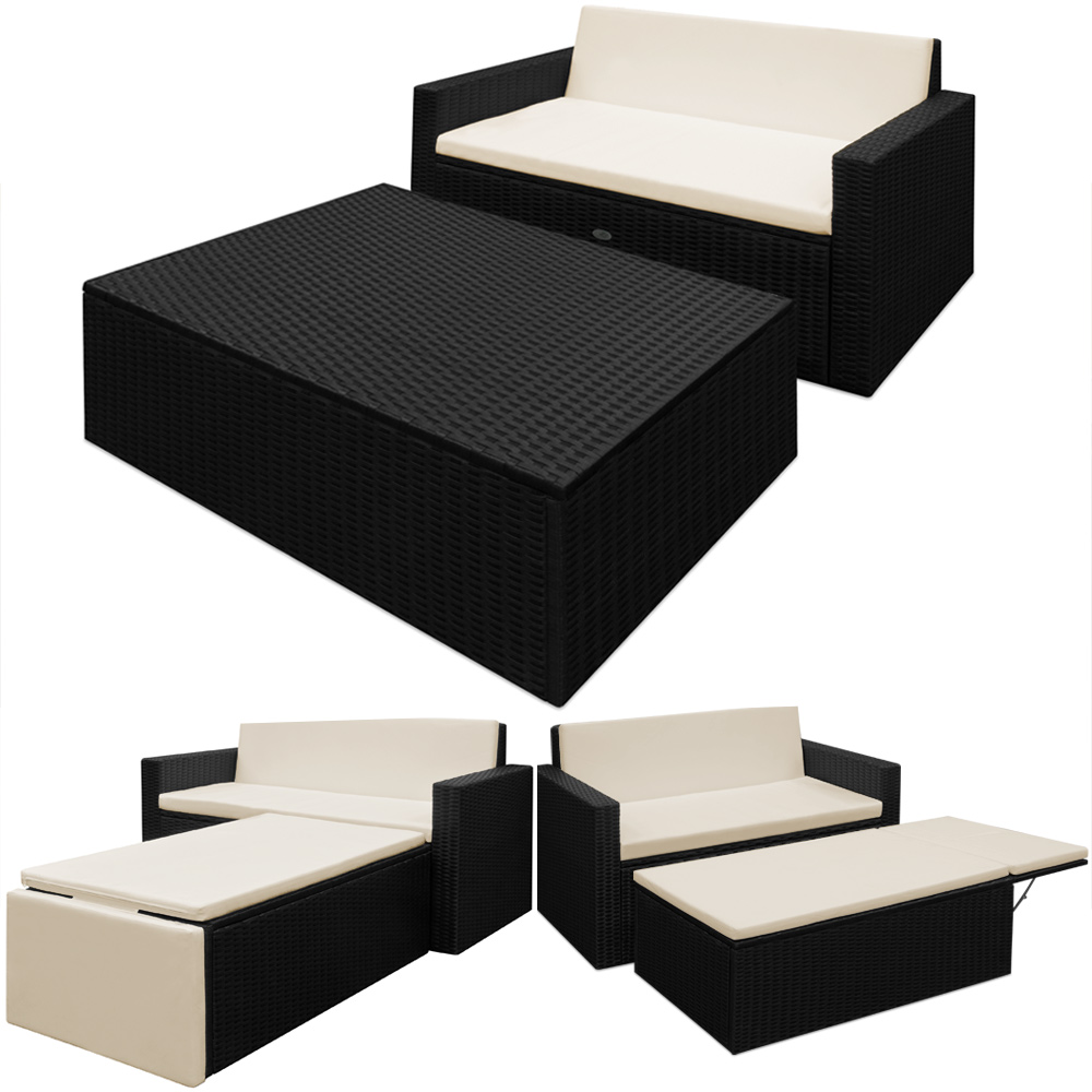zweisitzer gartenbank rattan 131528 eine interessante idee f r die gestaltung. Black Bedroom Furniture Sets. Home Design Ideas