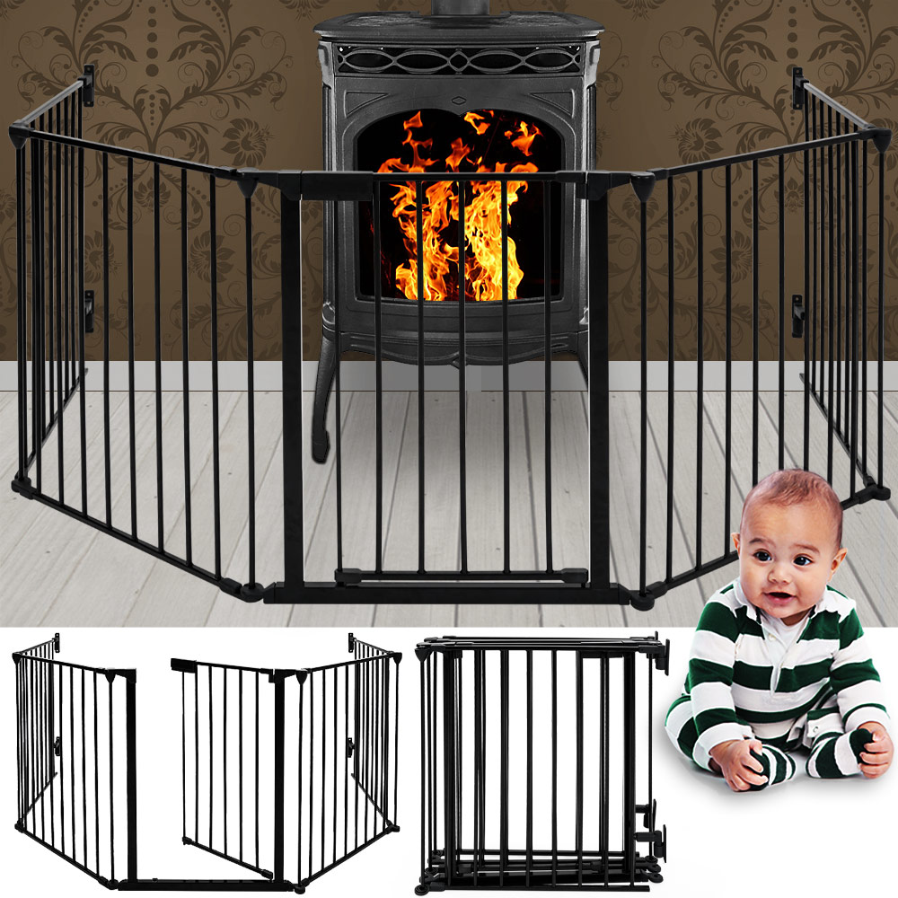 fireplace baby screen stove 310cm fire guard safety children