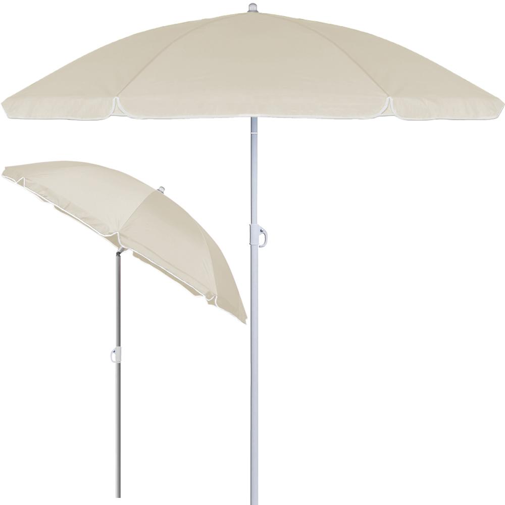 sonnenschirm marktschirm gartenschirm strandschirm schirm garten 180cm 200cm ebay. Black Bedroom Furniture Sets. Home Design Ideas