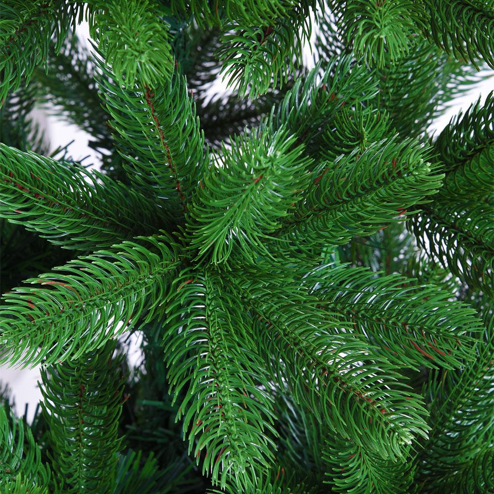 weihnachtsbaum k nstlich edeltanne 180cm spritzguss nadeln. Black Bedroom Furniture Sets. Home Design Ideas