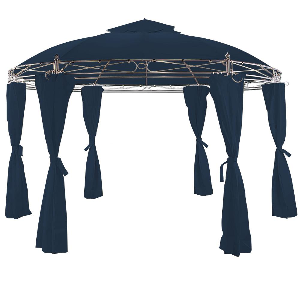 pavillon 350cm zelt pavillion festzelt partyzelt bierzelt. Black Bedroom Furniture Sets. Home Design Ideas