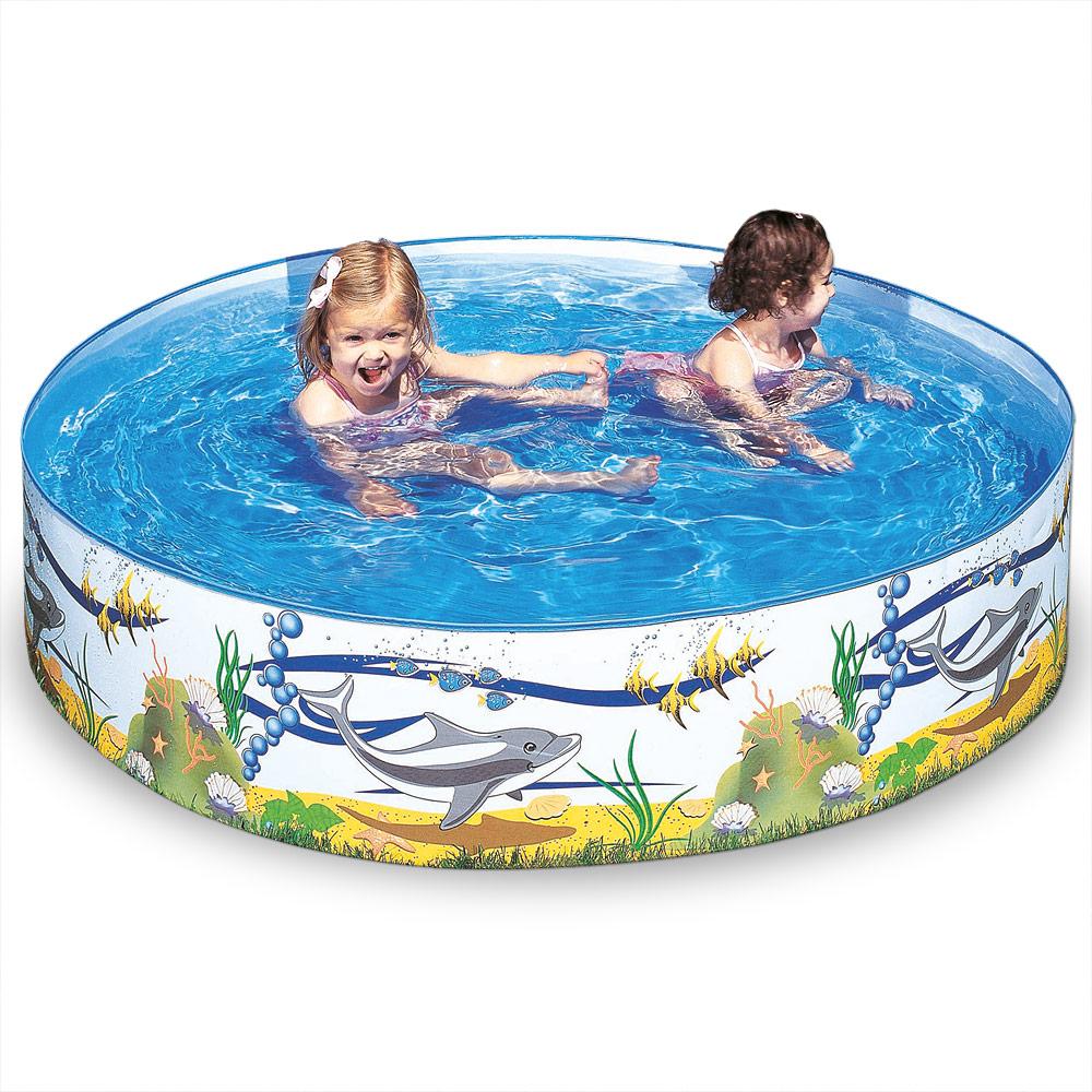 Good ... Kinder Pool Schwimmbecken  Schwimmbad Wasser Badespass Swimmingpool Planschbecken