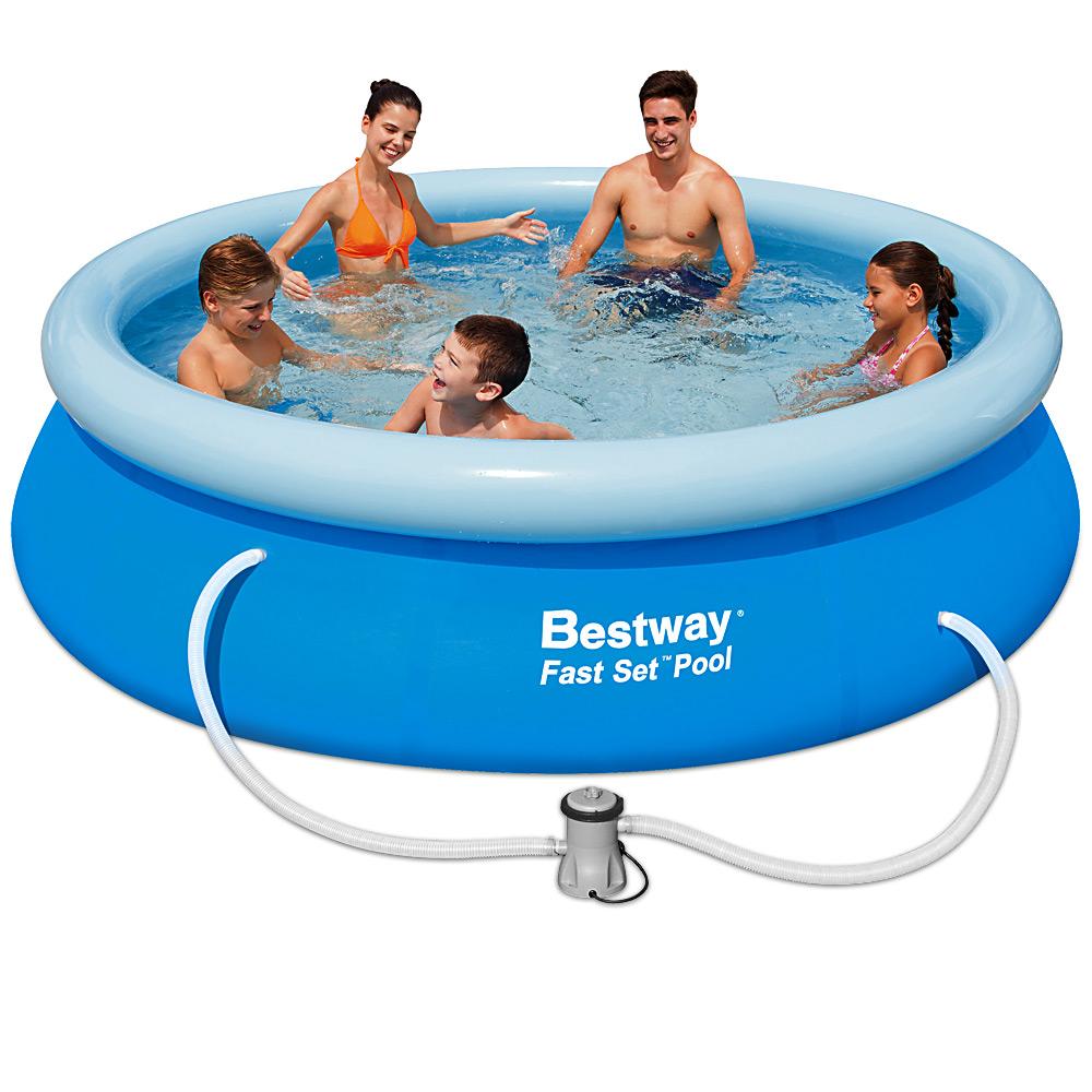Piscina piscine piscina swimming pool piscina gonfiabile for Fast set gartenpool