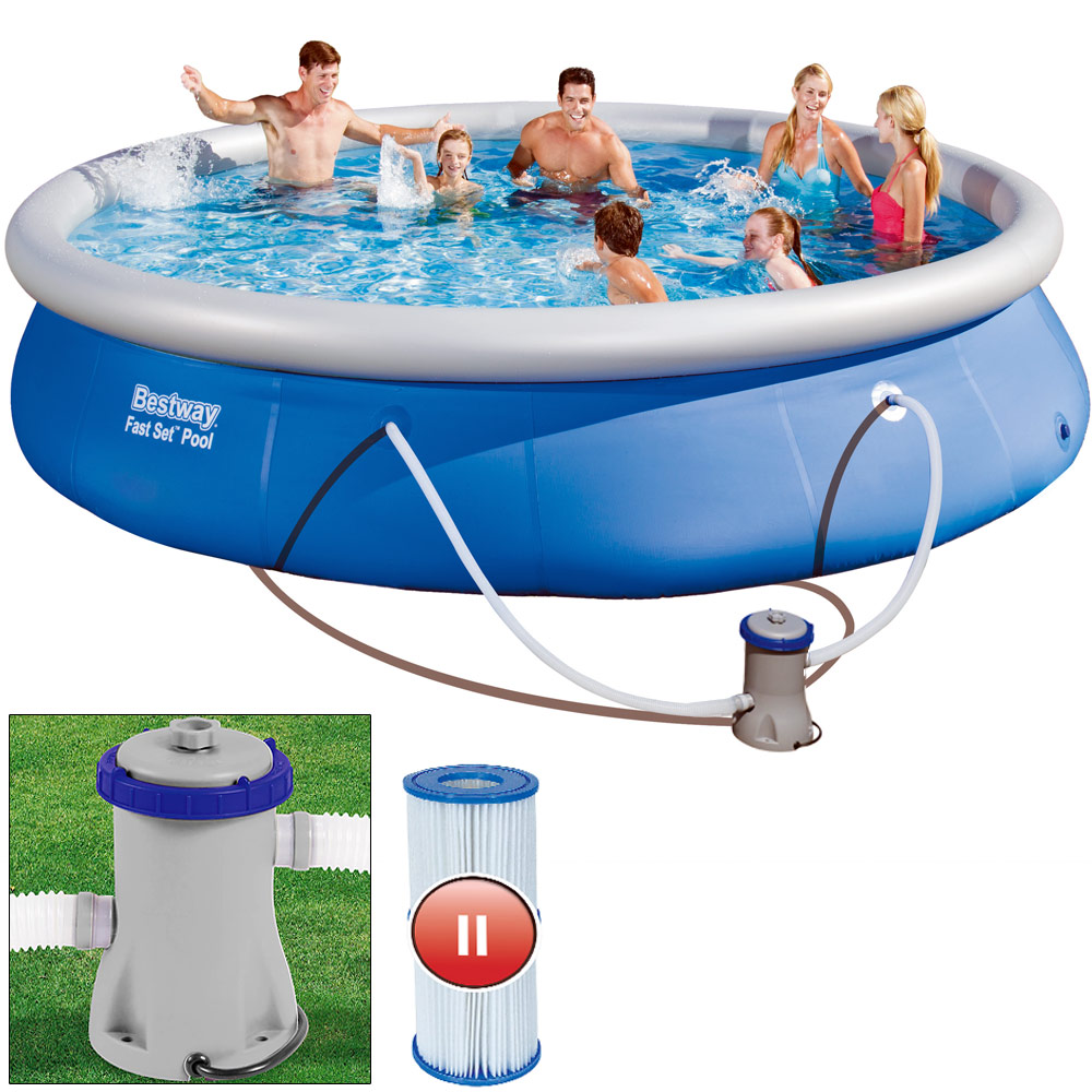 Quickup pool swimming pool 57313 planschbecken schwimmbad for Swimming pool set angebot