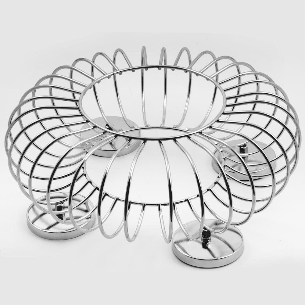 adventskranz weihnachten kranz weihnachtsdeko kerzenhalter kerze edelstahl 35cm ebay. Black Bedroom Furniture Sets. Home Design Ideas