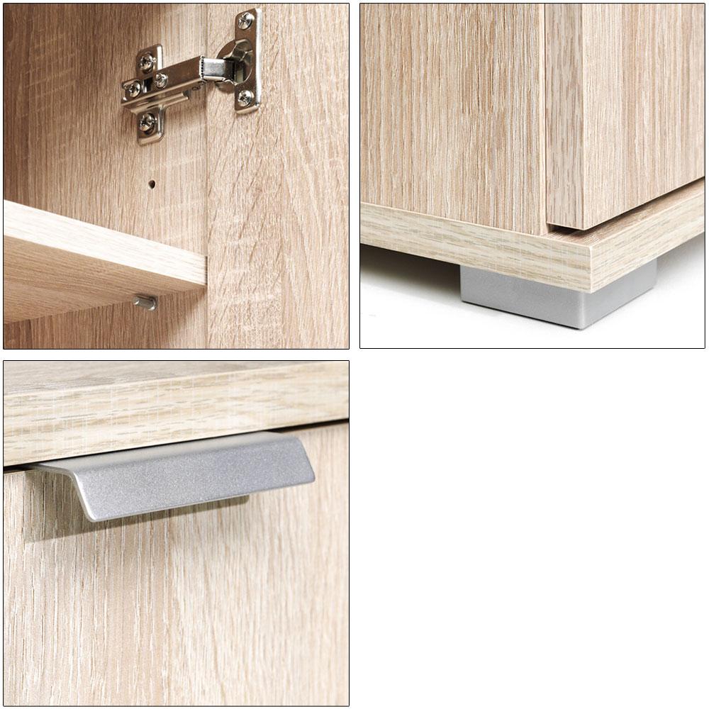 Kommode sideboard anrichte aktenschrank flurkommode for Aktenschrank tiefe 35 cm