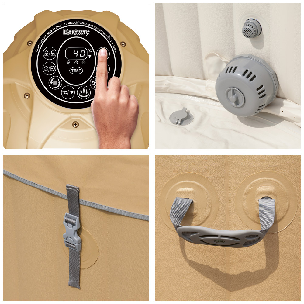 luxus whirlpool jacuzzi. Black Bedroom Furniture Sets. Home Design Ideas