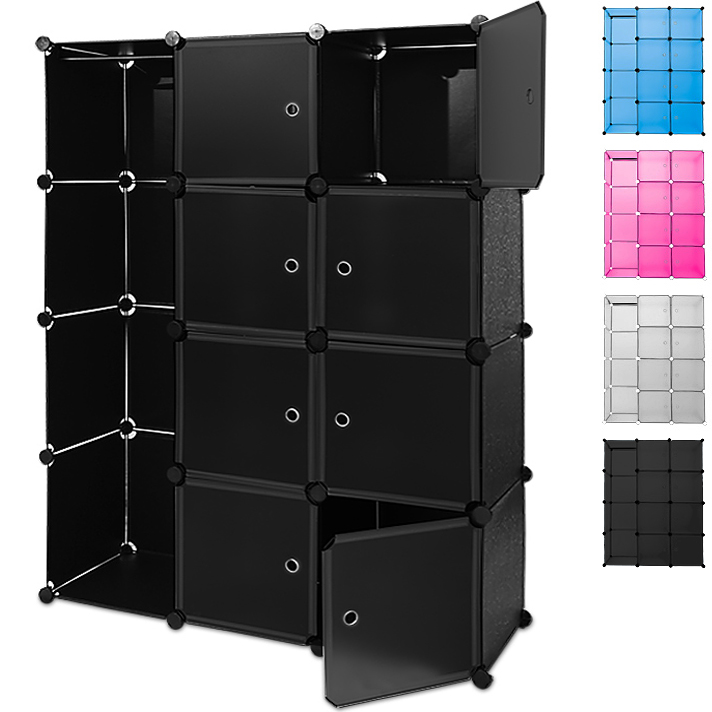 schrank regal garderobe kleiderschrank wandregal. Black Bedroom Furniture Sets. Home Design Ideas