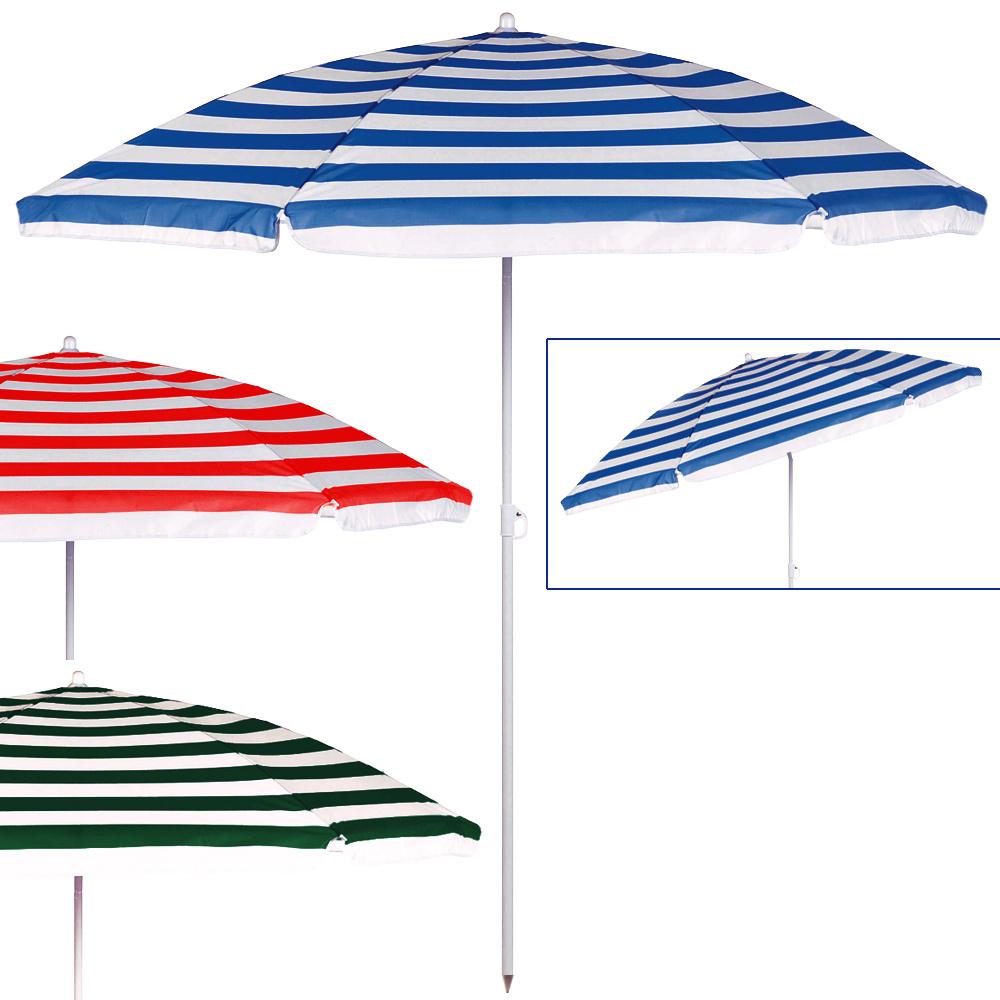 sonnenschirm metall strandschirm marktschirm gartenschirm garten sonnenschutz ebay. Black Bedroom Furniture Sets. Home Design Ideas