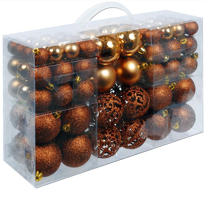100 Weihnachtskugeln Christbaumkugeln Baumschmuck Weihnachtsbaumschmuck Kugeln
