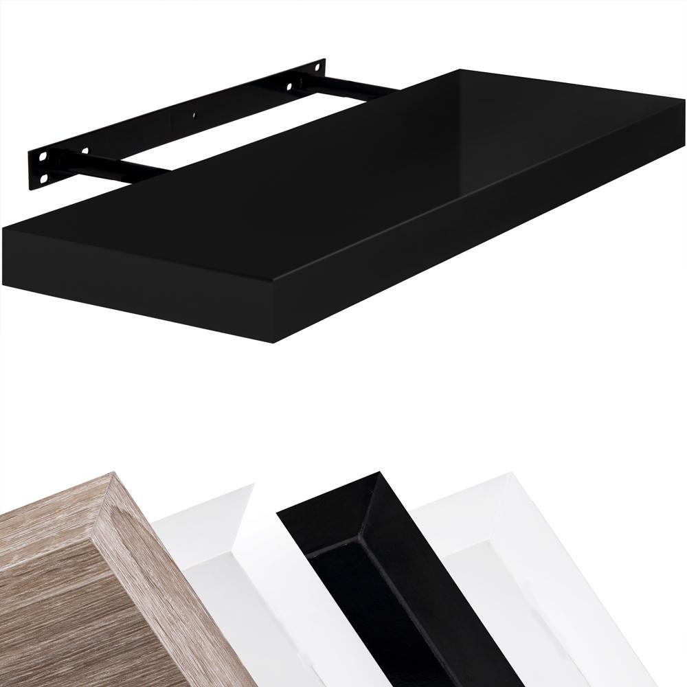 wandregal h ngeregal schweberegal lounge w rfel regal cube modern 3er set wei ebay. Black Bedroom Furniture Sets. Home Design Ideas