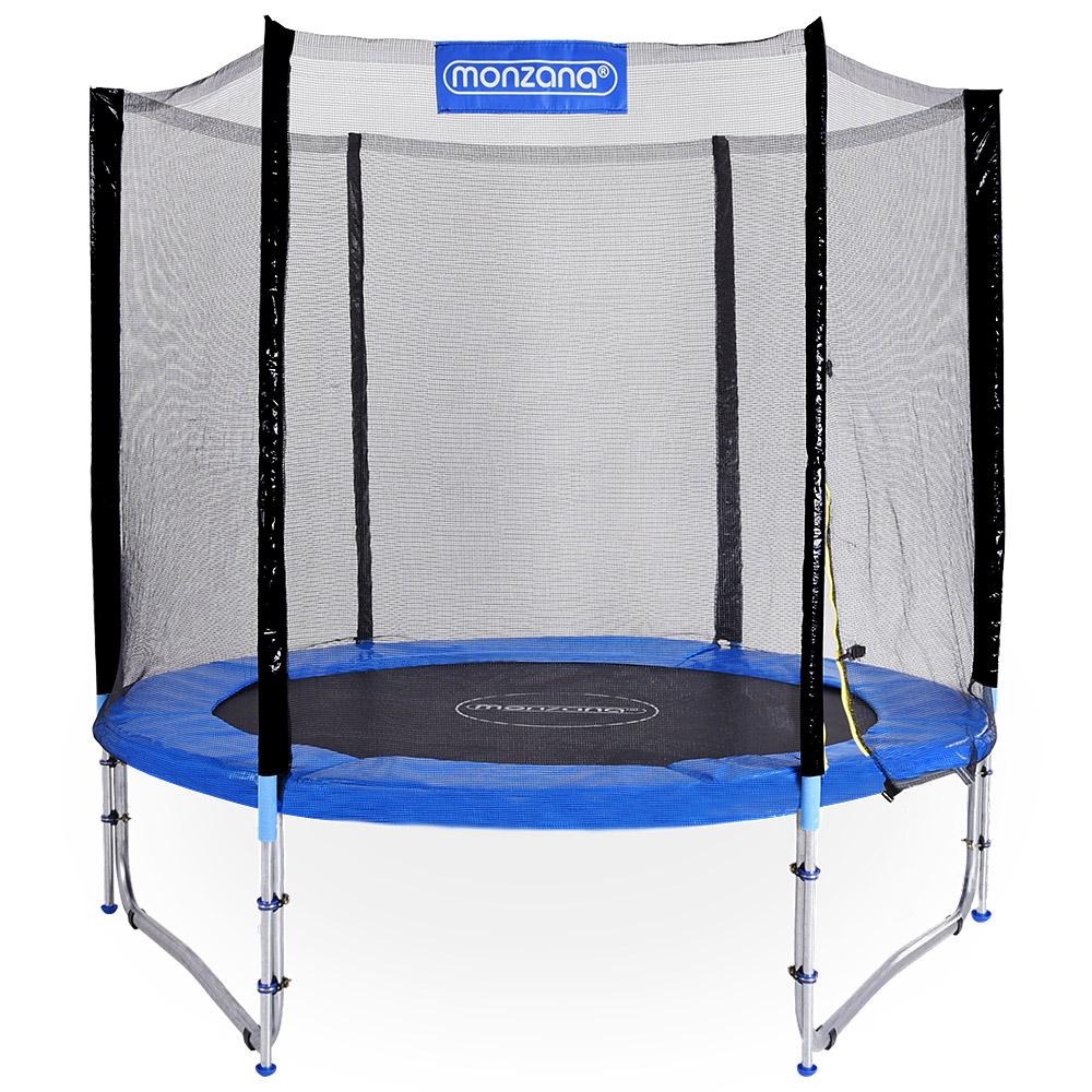 Trampoline Enclosure Set 8FT 244cm Net Accessories Outdoor