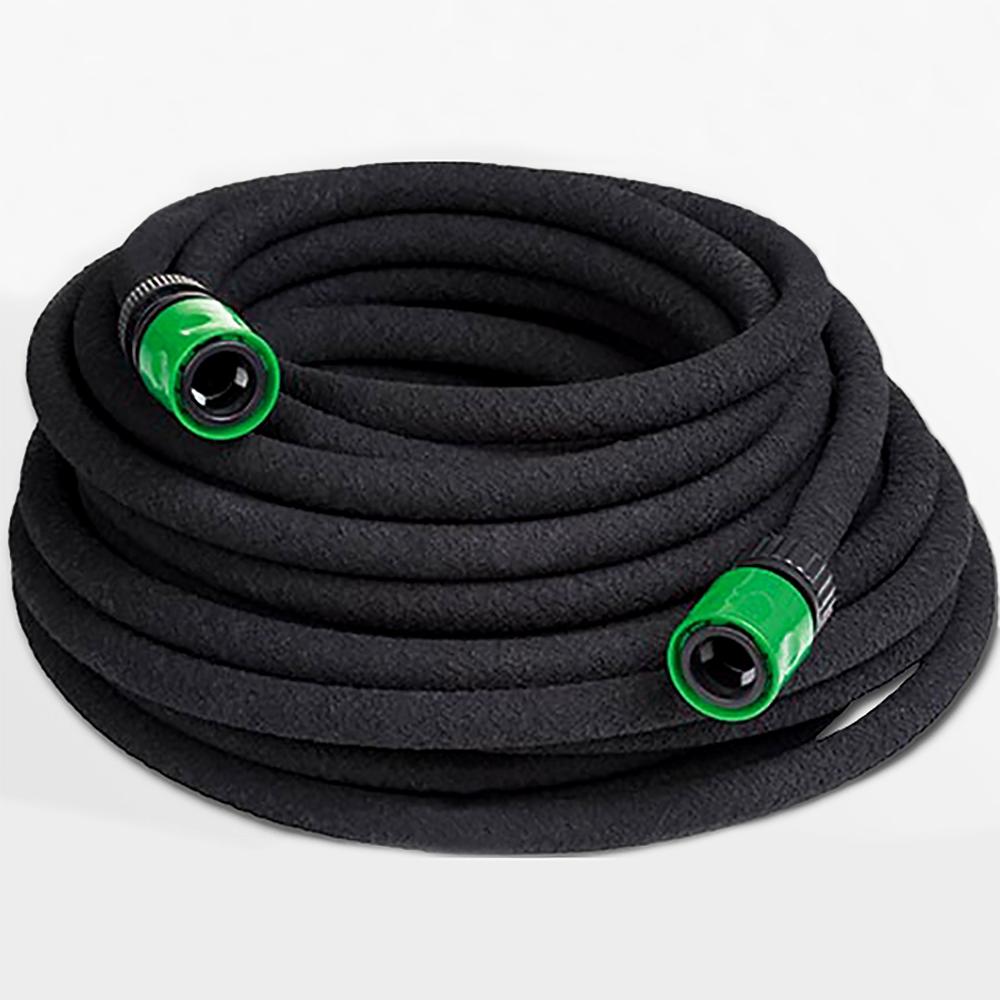 soaker hose porous lawn garden watering hose irrigation hose large watering pipe ebay. Black Bedroom Furniture Sets. Home Design Ideas