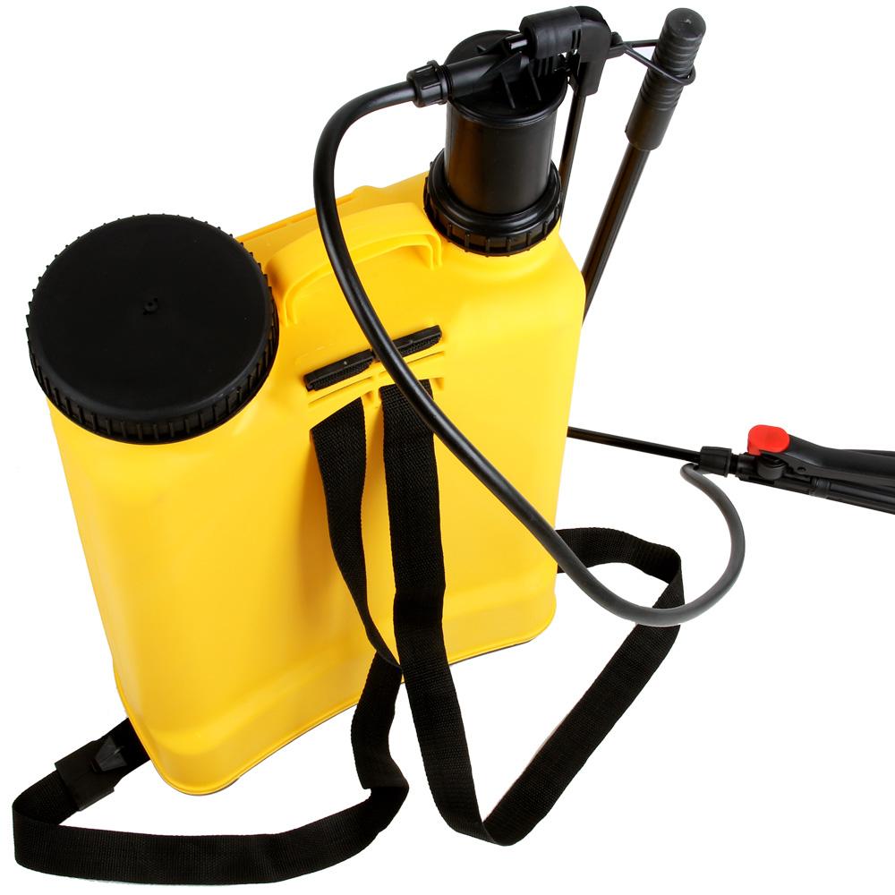 Knapsack Backpack Sprayer 16L Chemical Pressure Garden