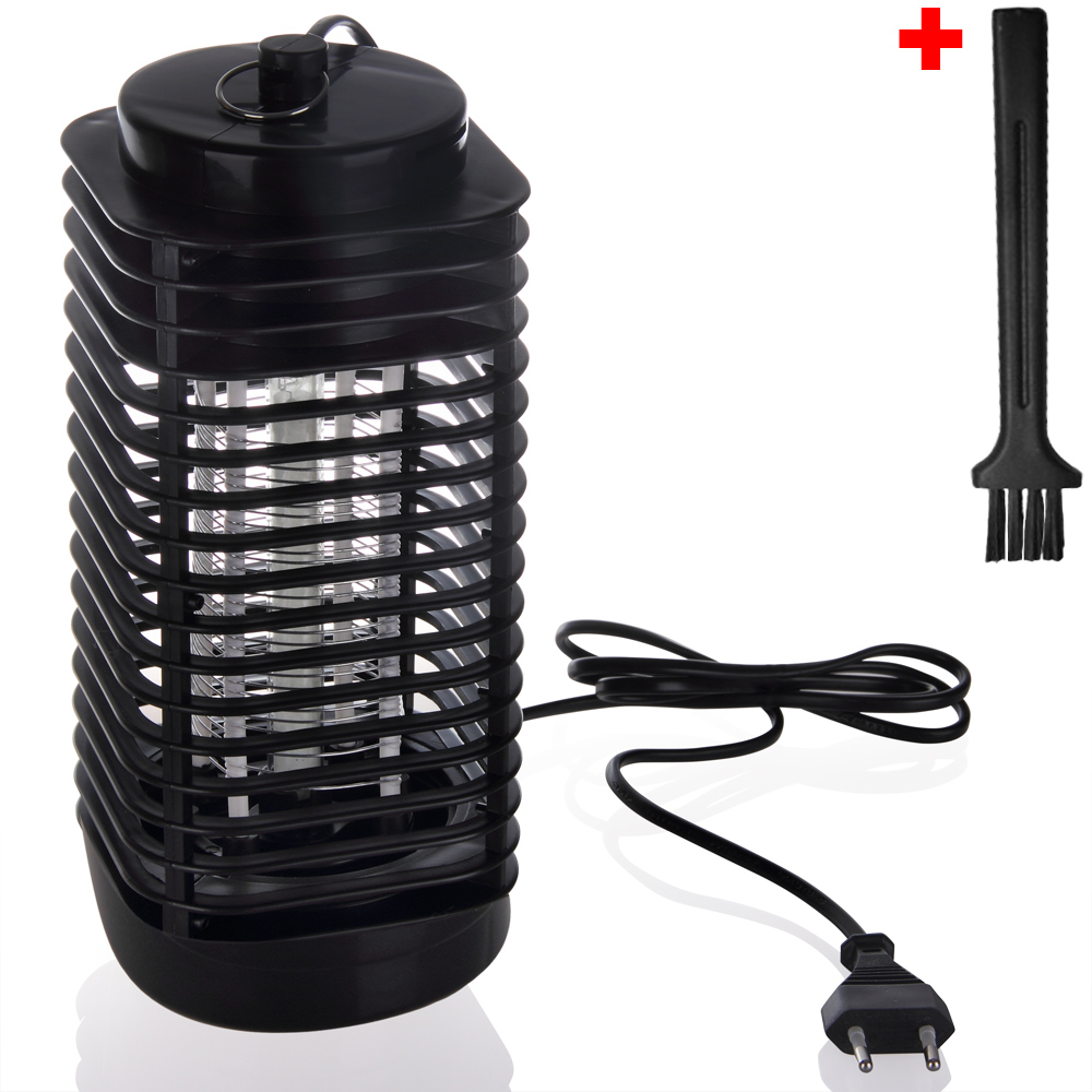 lampe uv pi ge moustiques r pulsif insectes anti moustique pi ge 28cm 230v ebay. Black Bedroom Furniture Sets. Home Design Ideas