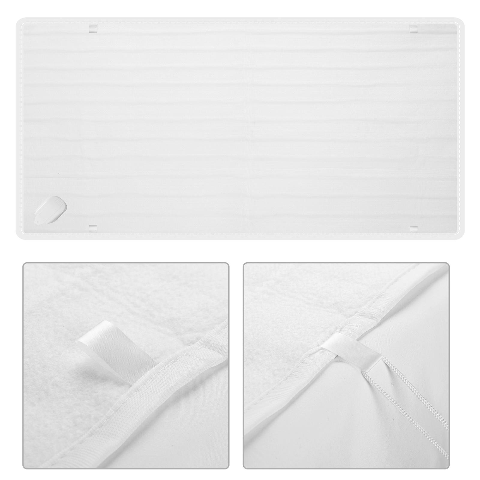 Couverture chauffante couvre lit lectrique surmatelas 150 x 80 cm 60 w plaid ebay - Couverture chauffante lit ...