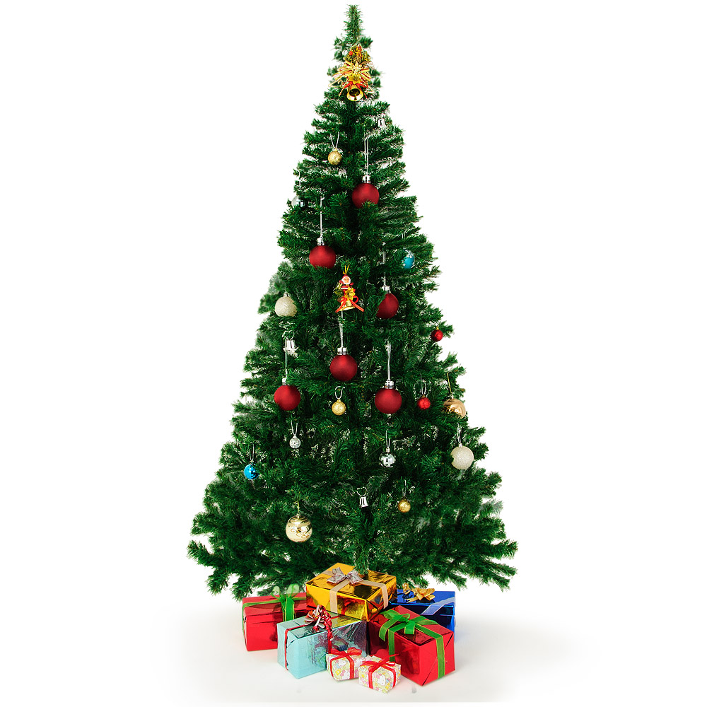 Arbre de noel sapin artificiel 180 cm pied inclus 533 for Arbre artificiel de noel