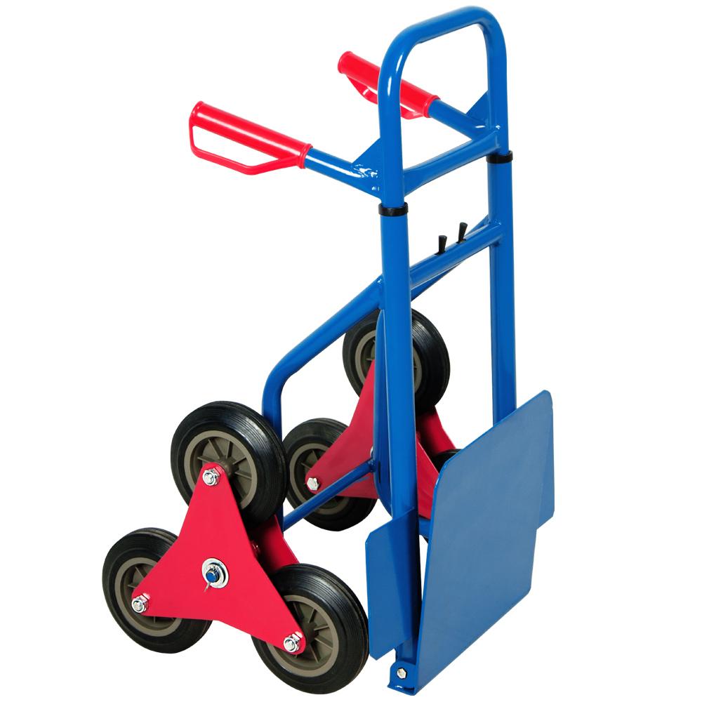 Hand Trolley Stair Climber Sack Barrow Truck Cart Tri