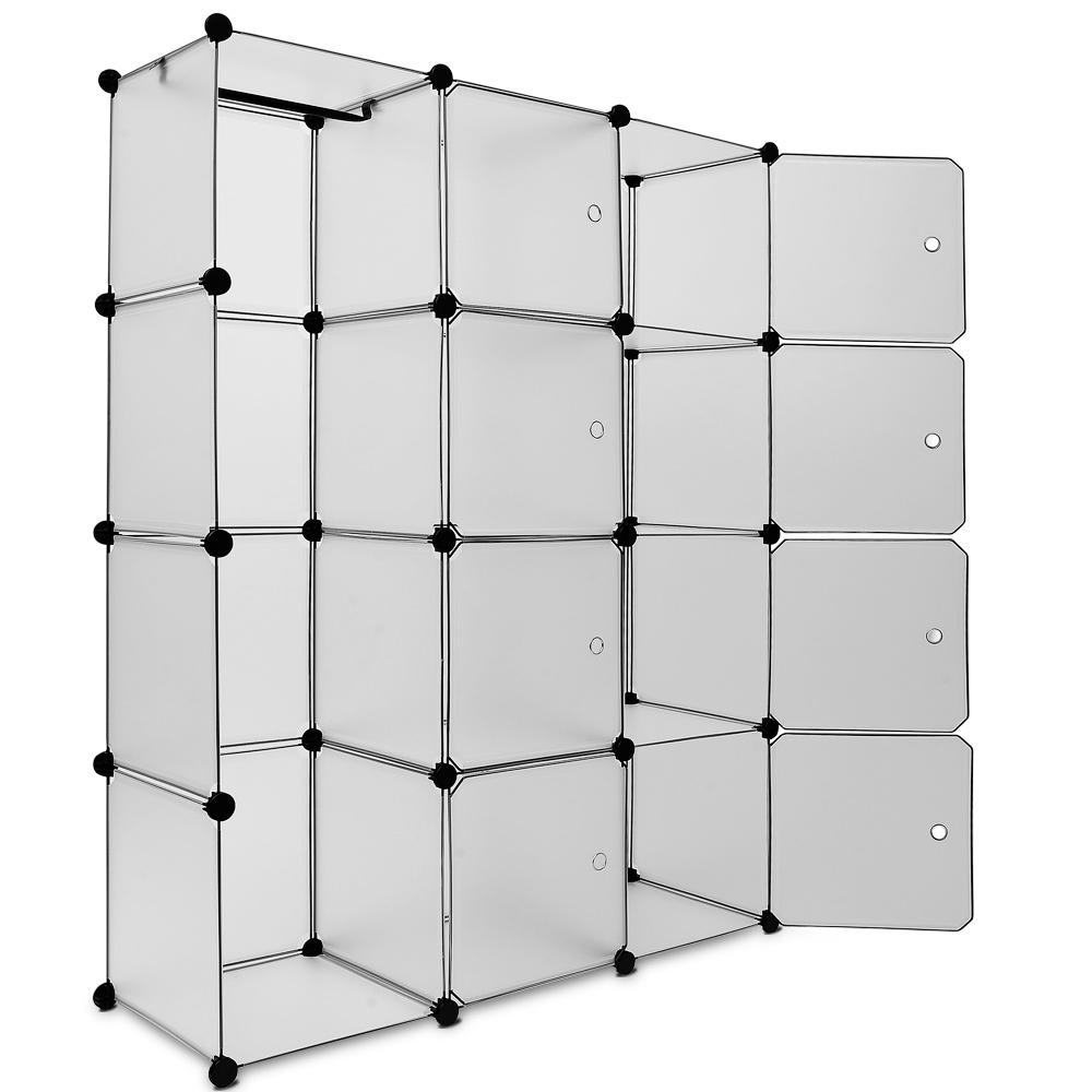 88101233 Regal Kunststoffboxen Medium transp