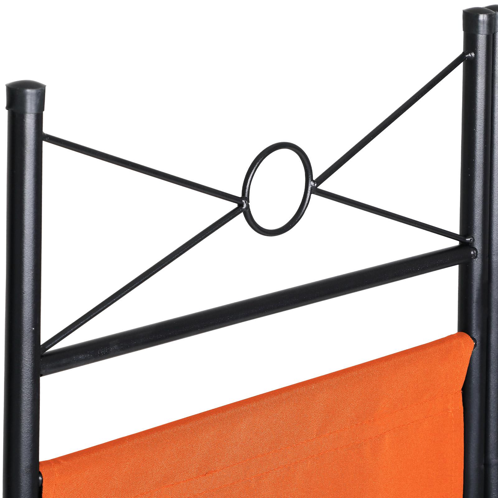 Paravent Raumteiler Trennwand 4tlg Umkleide Sichtschutz Spanische