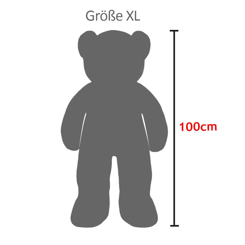 Spielzeug Herzhaft Teddybär Xxl 200 Cm Riesen Stofftier Plüschtier Groß Xl Teddy Bär Geschenke Idee Spielzeug