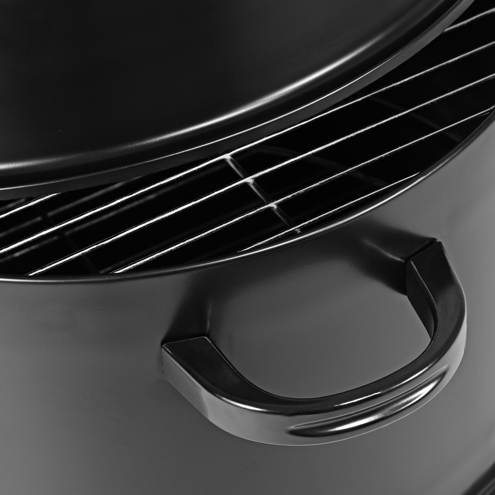 b ware bbq smoker grill r ucherofen grillofen grilltonne. Black Bedroom Furniture Sets. Home Design Ideas