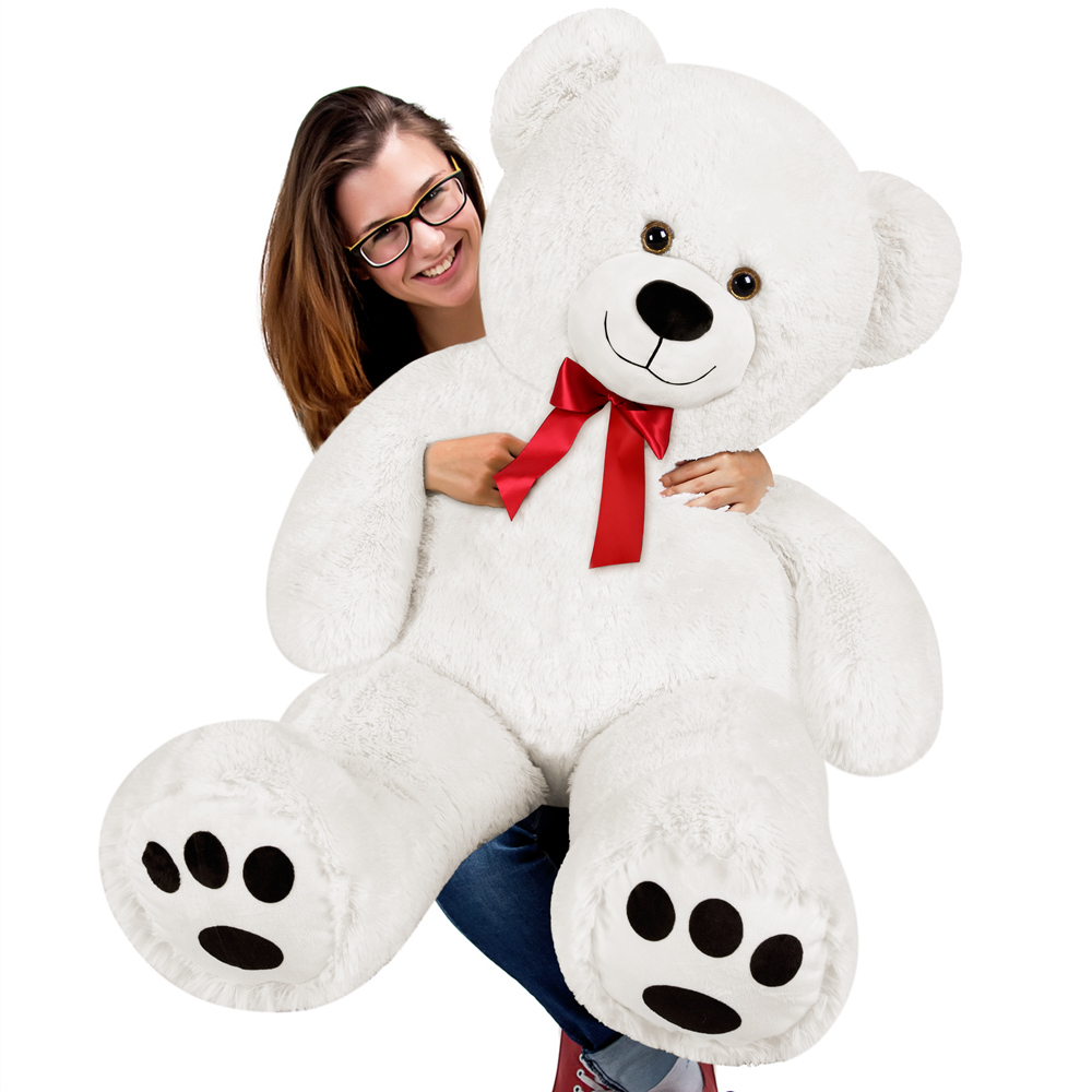 grand nounours ours peluche g ant ourson xl teddy bear. Black Bedroom Furniture Sets. Home Design Ideas