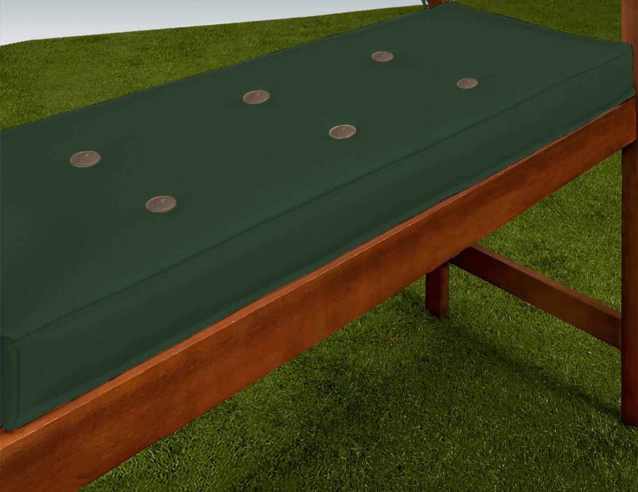 detex sitzpolster bankauflage gartenbank auflage bankkissen polsterauflage ebay. Black Bedroom Furniture Sets. Home Design Ideas