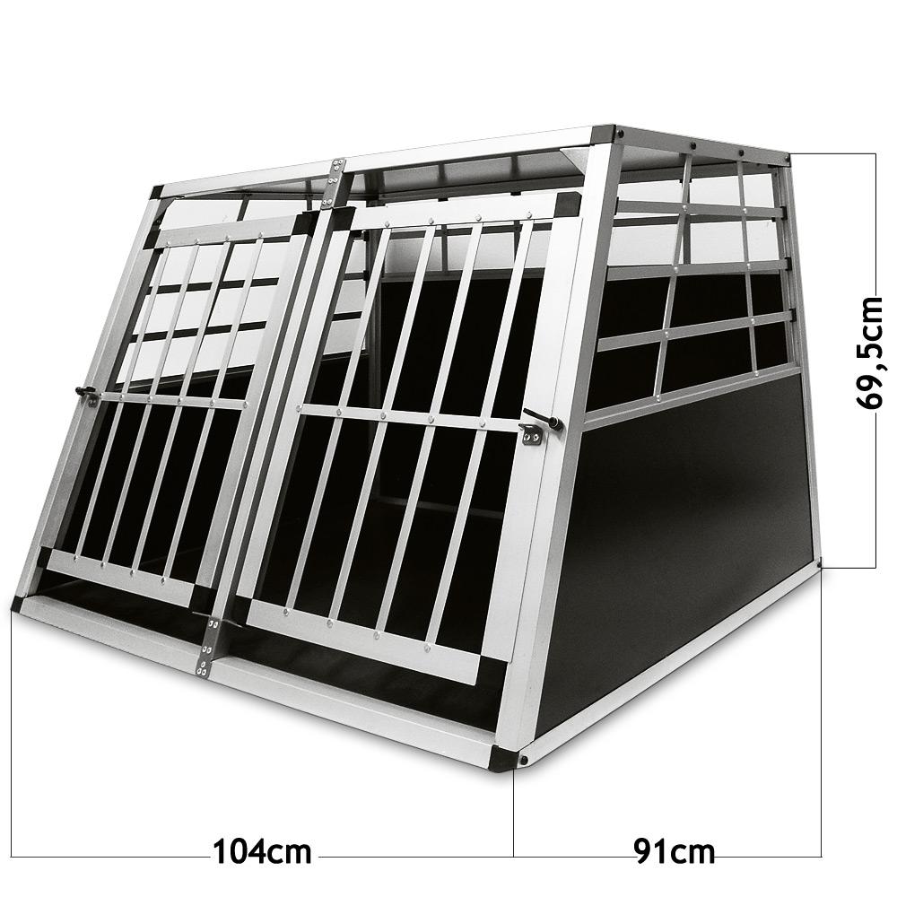 b ware hundebox transportbox hundetransportbox auto box. Black Bedroom Furniture Sets. Home Design Ideas