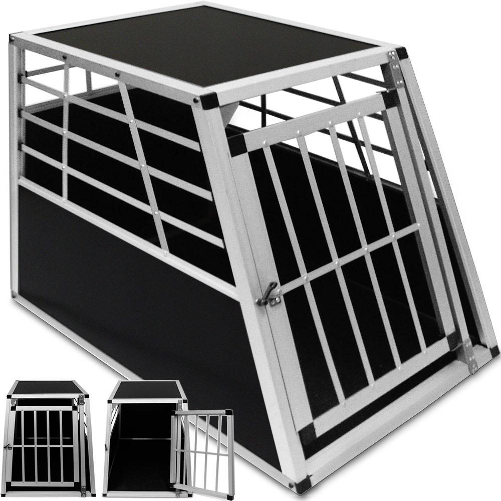 cage de transport pour chien xxl et xl caisse box bo te. Black Bedroom Furniture Sets. Home Design Ideas