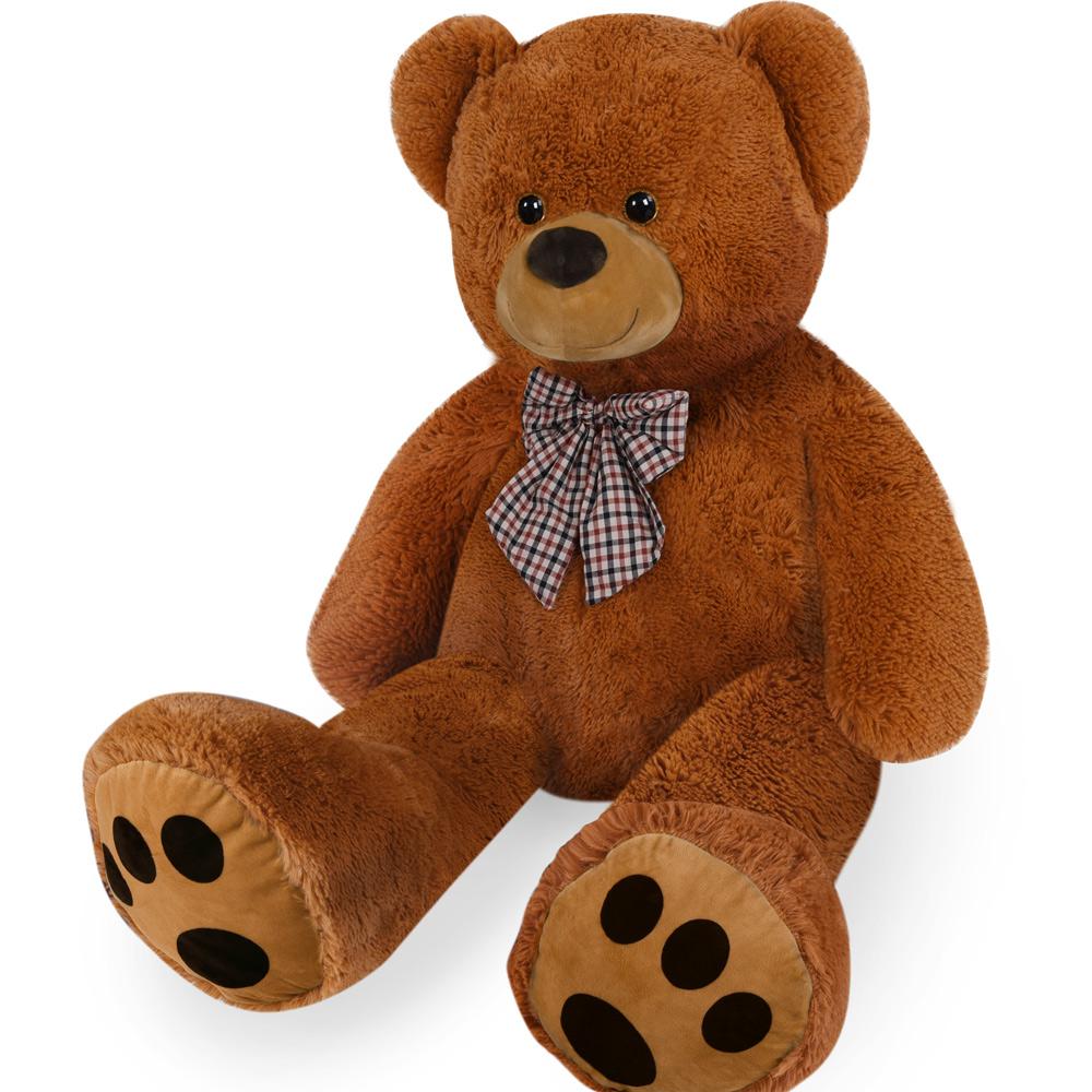 Large Teddy Bear XXL Brown Plush Bears Children Kids