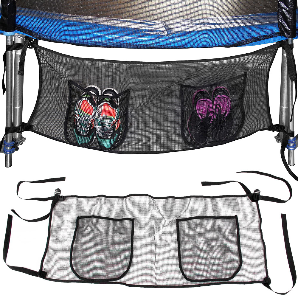 poche sac de rangement trampoline pour objets et. Black Bedroom Furniture Sets. Home Design Ideas