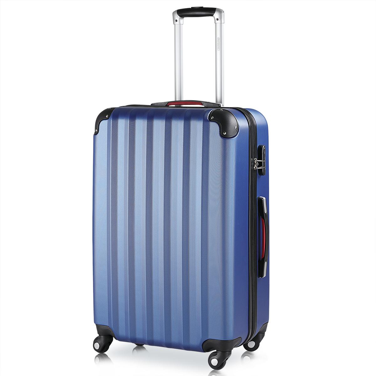 88103084 Hartschalenkoffer XL hellblau