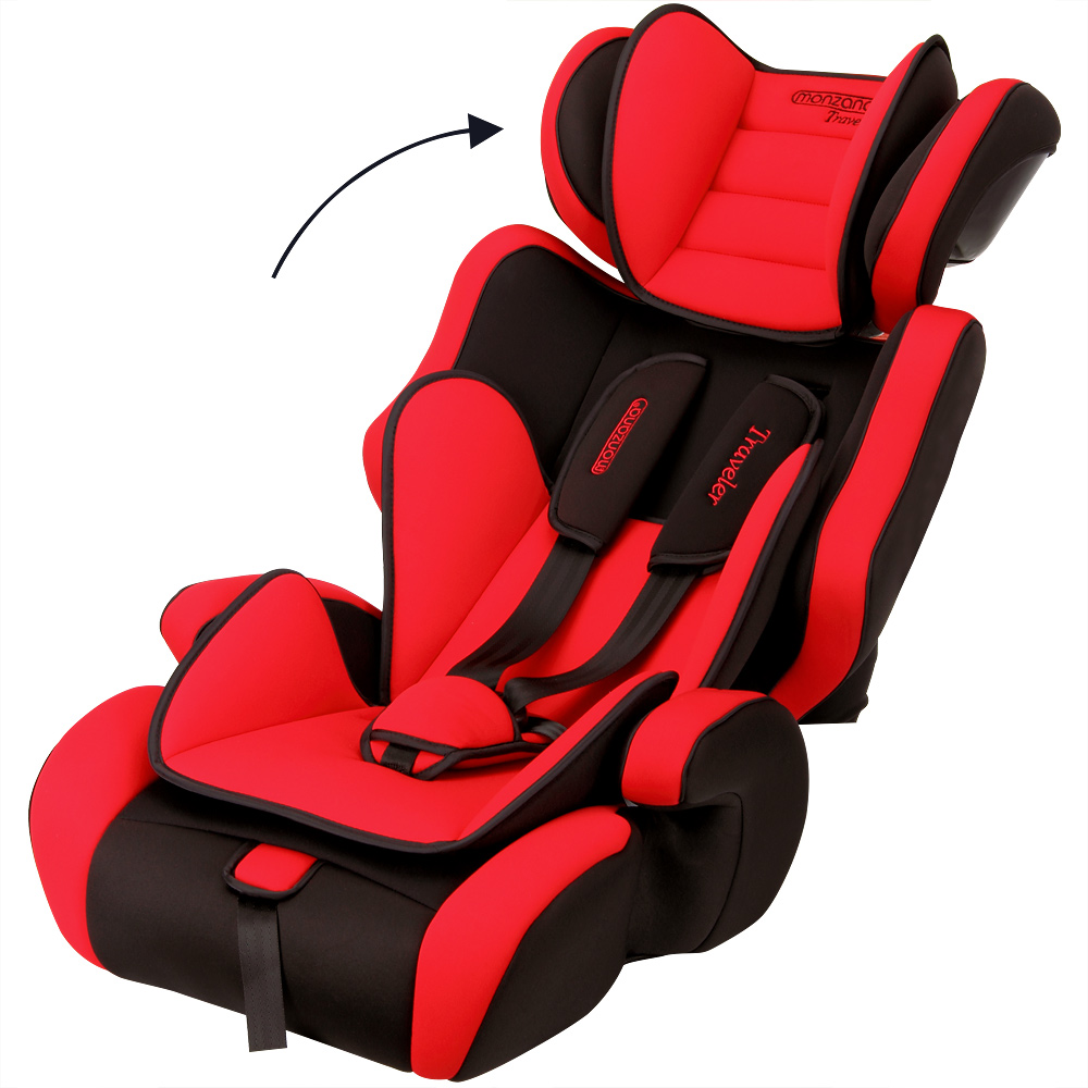 monzana kindersitz autokindersitz autositz kinderautositz. Black Bedroom Furniture Sets. Home Design Ideas
